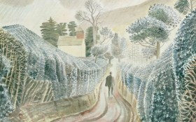 Wet Afternoon (1928). Photo: Dulwich Picture Gallery
