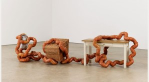 Tony Cragg George and the Dragon, 1984
