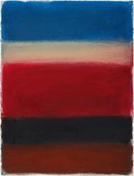 9.20.14, 2014. Pastel on paper, 76.2 x 55.9 cm unframed, 30 x 22 in unframed