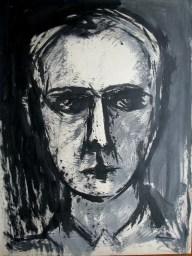 Self-portrait, 1949