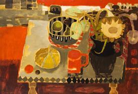 Orange Still Life, 1963