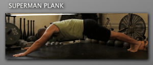Superman Plank 300x128 9 Plank Progressions Everyone Should Be Using