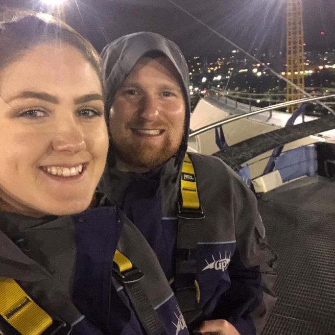 Walk on Top of The O2 - The Ultimate Bucket List
