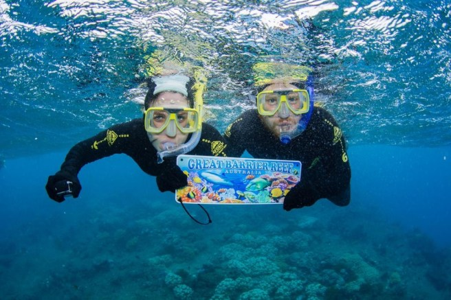 Snorkel on the Great Barrier Reef - The Ultimate Bucket List