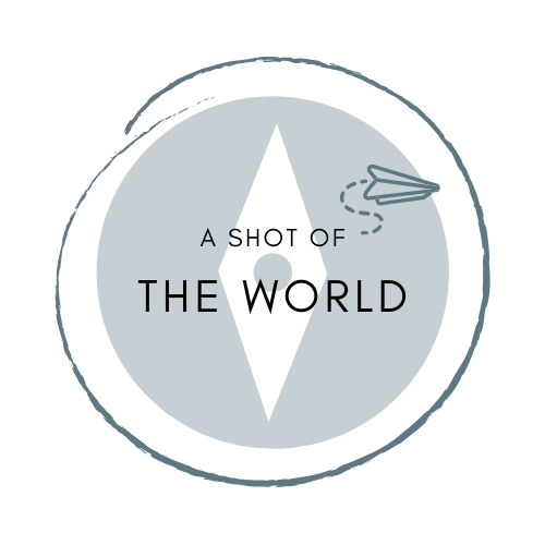 A shot of the world