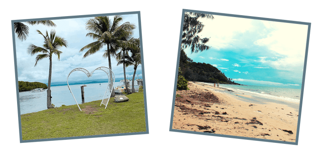 Palm Cove; What to do in Cairns.
