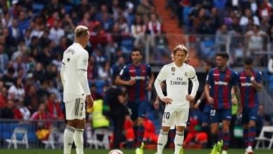 Photo of هزيمة جديدة لريال مدريد في الدوري الأسباني