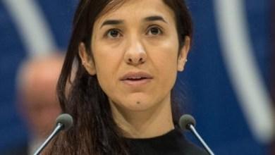 Photo of فوز الإيزيدية العراقية نادية مراد بجائزة نوبل للسلام
