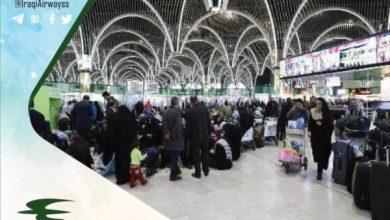 Photo of الخطوط الجوية العراقية: قطاع دلهي يحقق زيادة في معدلات الامتلاء بنسبة 82%