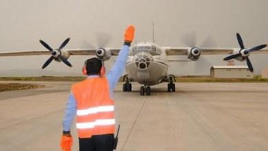 Photo of إستئناف الرحلات في مطار سليمانية بعد توقف لساعات