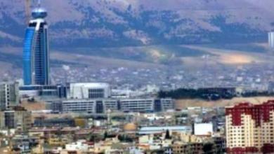 Photo of السليمانية تسجل أعلى نسبة بالامطار الهاطلة على اقليم كردستان