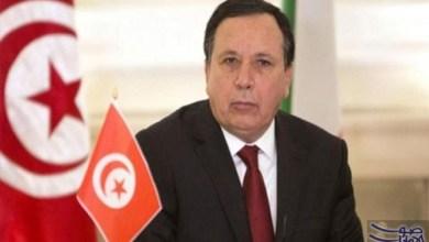 Photo of وزير الخارجية يتلقى رسالة تعزية من نظيره التونسي خميس الجهيناوي