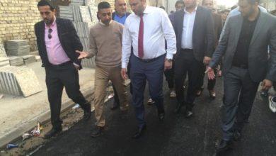 Photo of الكعبي يثمن جهود امانة بغداد في تأهيل عدد من شوارع وقطاعات مدينة الصدر