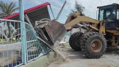 Photo of أمانة بغداد: إزالة أكثر من 10 الآف تجاوز خلال الشهر الماضي