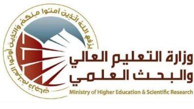 Photo of التعليم العالي تحدد الفئات المشمولة باداء الامتحانات التكميلية للدراسات الاولية