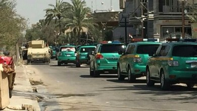 Photo of اعتقال 261 مخالفاً لحظر التجوال خلال 24 ساعة الماضية في بغداد
