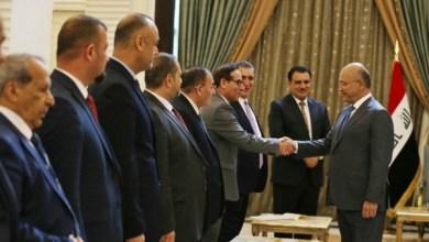 Photo of صالح: العراق دولة غنية وضرورة تفعيل القطاع الخاص