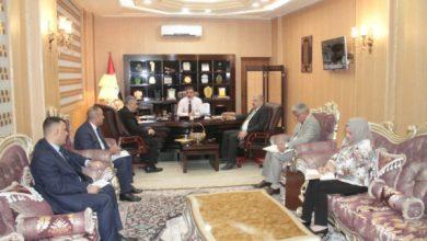 Photo of وفد العراق يشارك في اجتماعات المجموعة العربية  بجنيف