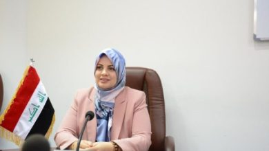 Photo of نائبة:مجلس الامن اكد وقوفه الى جانب العراق في حفظ امنه واستقراره في المستقبل
