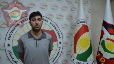 Photo of اسايش اربيل ومكافحة الارهاب تعلنان رسمياً اعتقال قاتل الدبلوماسي التركي في اربيل