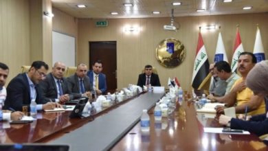 Photo of اللجنة الاعلامية في مفوضية الانتخابات تعقد اجتماعا موسعا لدراسة الخطة الاعلامية