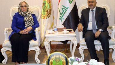 Photo of عاجل.. وزيرة التربية تستلم مهام وزارة التربية من السهيل