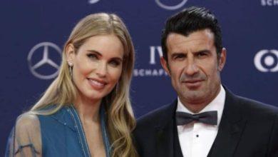 Photo of فيغو يسامح رونالدو على تعليقه الجريء عن زوجته