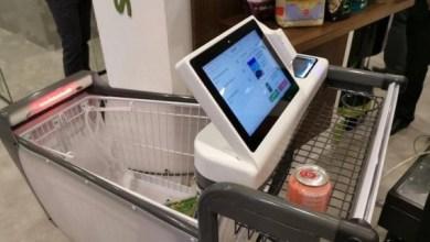 Photo of عربة ذكية ستغير شكل التسوق في العالم