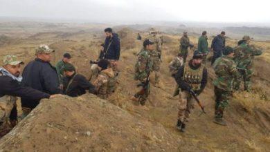 Photo of الحشد الشعبي يعثر على 14 مضافة لداعش تضم مواد لوجستية في ديالى