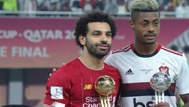 Photo of رسمياً: محمد صلاح الأفضل في مونديال الأندية