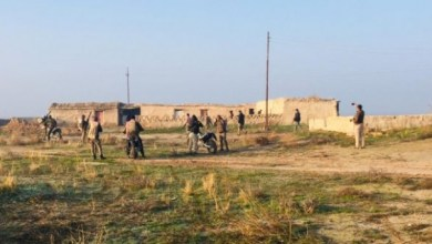 Photo of إنطلاق عملية أمنية في قضاء الحضر جنوب الموصل