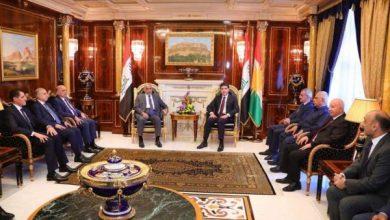 Photo of رئيس الوزراء : قوة العراق هي قوة لجميع مناطقه وأبنائه بمن فيهم الاقليم