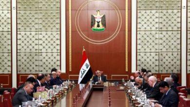 Photo of مجلس الوزراء يعقد جلسته الاعتيادية برئاسة رئيس مجلس الوزراء السيد عادل عبد المهدي .