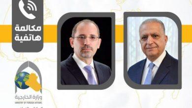Photo of ما بحثه الحكيم مع نظيره الأردنيّ