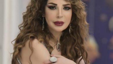 Photo of السفيرة الفنية اللبنانية حسنا مطر تجهز اغنية خاصة للجمهور العراقي في حفلها بعيد الحب