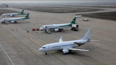 "Photo of مطار السليمانية يحجر 4 عائدين من الصين اشتباها"" بأصابتهم بكورونا"