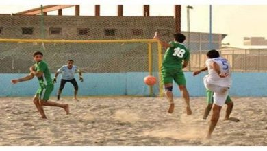 Photo of لجنة الكرة الشاطئية تدعو ممثلي أندية الممتاز للحضور  غدا