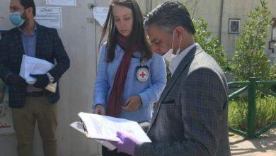 Photo of المنظمة الدولية للصليب الاحمر تجري زيارة تفقدية لسجن الرصافة السادسة للنساء