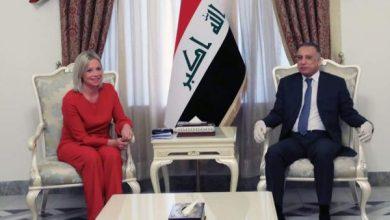 Photo of رئيس الوزراء المكلف السيد مصطفى الكاظمي يستقبل الممثلة الخاصة للأمين العام