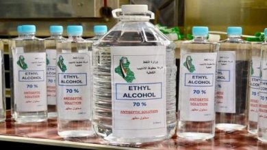 Photo of شركة الانابيب النفطية تباشر بانتاج مادة الكحول الطبي