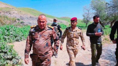 Photo of اللواء الخاص ( 61) ينفذ جولة امنية شمال كركوك