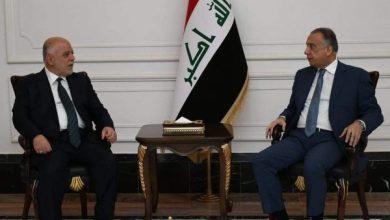 Photo of العبادي يلتقي رئيس مجلس الوزراء ويبحث معه مستجدات الاوضاع في البلد