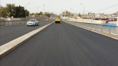 Photo of اعادة مجسر للخدمة وسط بغداد