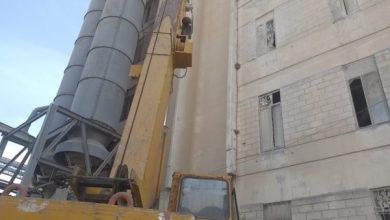 Photo of التجارة .. نصب وتشغيل محرك الهواء في مطحنة التاجي