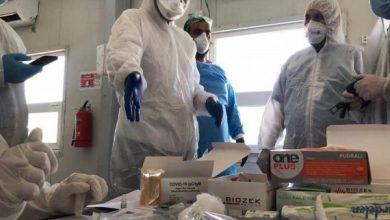 Photo of صحة كربلاء ترسل فريق طبي وصحي للاطلاع على واقع العمل في مصفى كربلاء بعد إصابة أحد عامليه الآسويين بكُورونا