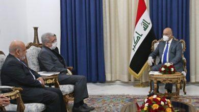 Photo of رئيس الجمهورية يستقبل وزير الطاقة الإيراني