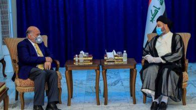 Photo of السيد عمار الحكيم يبحث مع وزير الخارجية العراقية الية الحفاظ على سياسية التوازن في علاقات العراق