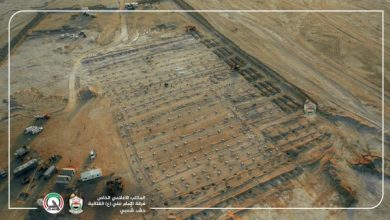 Photo of فرقة الامام علي(ع)القتالية تعلن عن دفن (٤٥) متوفي في مقبرة وادي السلام الجديدة بالنجف الاشرف خلال (٢٤) الماضية