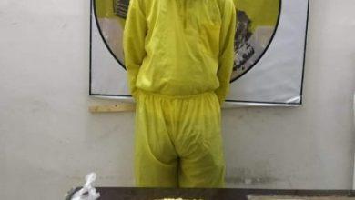 Photo of بابل: القبض على متهم وبحوزته كمية من الحبوب والمواد المخدرة
