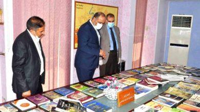Photo of وزير الثقافة والسياحة والآثار.. في ضيافة دار المأمون للترجمة والنشر